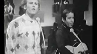 SIMON+GARFUNKEL-The Sound of Silence, 1968, byRatpie