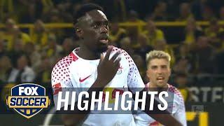 Video Gol Pertandingan Borussia Dortmund vs RasenBallsport Leipzig