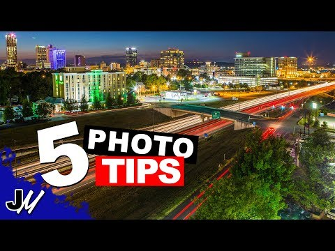 5 Tips to Make Your Photos More Interesting (2018)