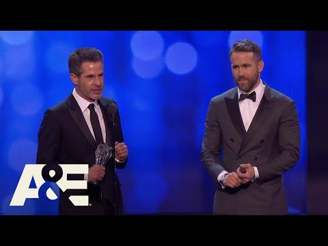 """Deadpool"" Wins Best Comedy 
