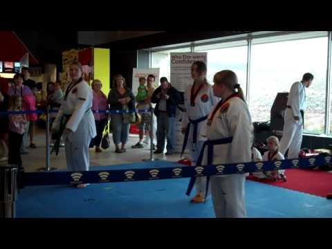 Empire/IMAX Karate Kid Demo...