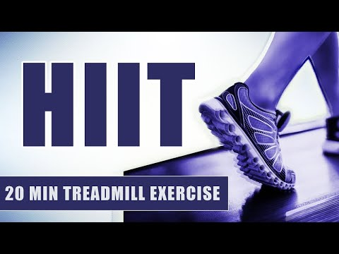 Best HIIT Treadmill Workout For Weight Loss #02