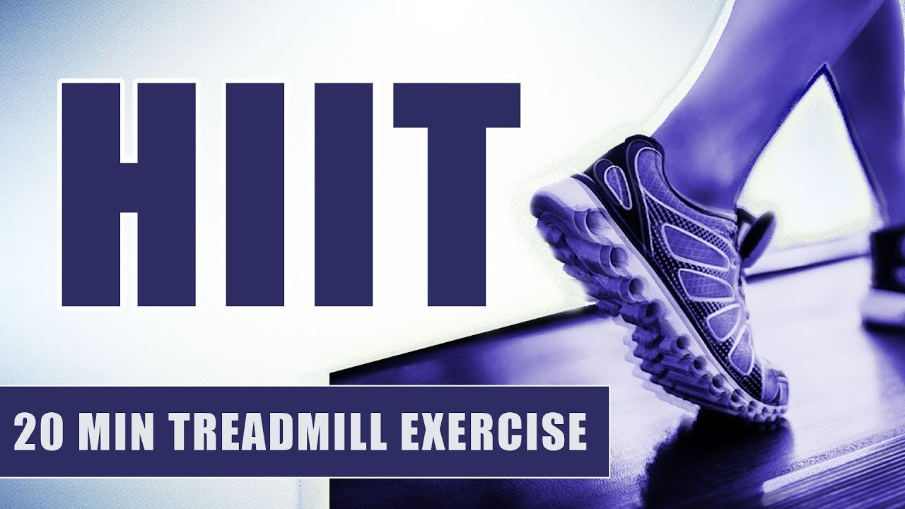 Treadmill exercises to lose weight youtube