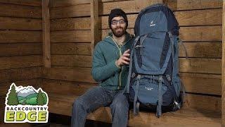 Deuter Aircontact 75 10 Backpack