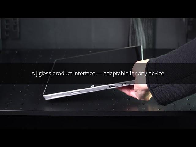 OptoFidelity GoldenEye Display Inspection