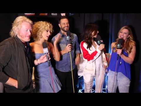 Little Big Town Discuss Touring With Luke Bryan