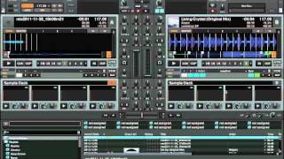Record a mix in Traktor with no audio interface