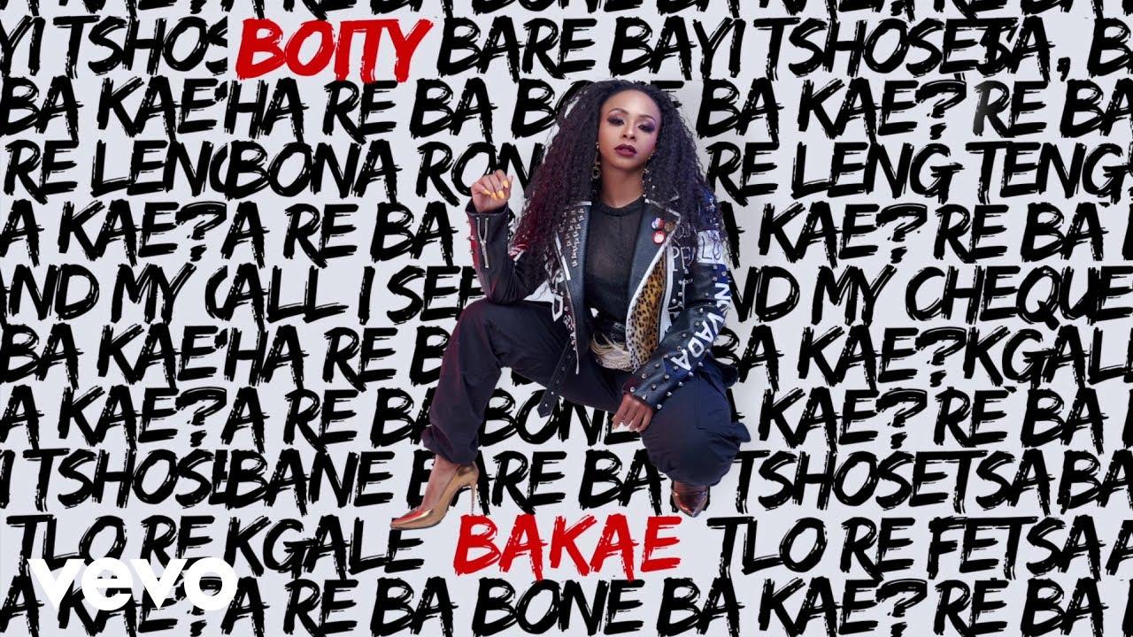Boity - Bakae (Audio) #1