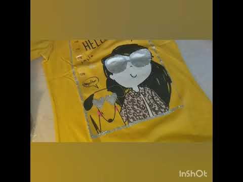 Распаковка детской одежды с сайта Smyk