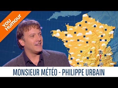 Philippe Urbain : Monsieur Meteo !