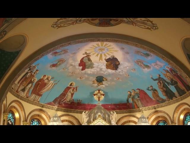 Holy Mass - Corpus Christi - June 6, 2021