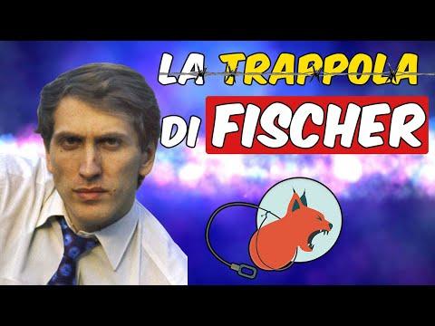 La Trappola di Bobby Fischer (Tutti ci cascano) - Mattoscacco
