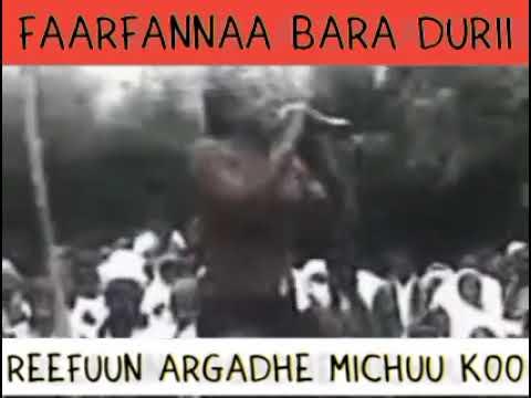 Download Faarfannaa Durii   Reefuun Argadhe Michuu koo  