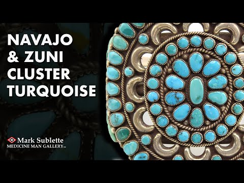 How To Identify Navajo And Zuni  Native American Jewelry, Tips On What To Look For