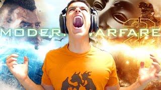 ¿Me HACKEAS? Te REVIENTO!! Call Of Duty: Modern Warfare 2 - AlphaSniper97