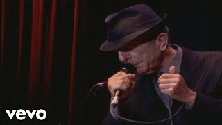 Leonard Cohen - Closing Time (Live in London)
