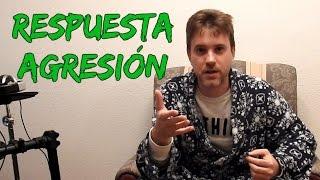 Agresión - Vídeo respuesta #CaraAnchoa