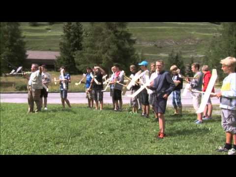 IDFF 2013 Awards: Switzerland - Pro Aero Youth Camp