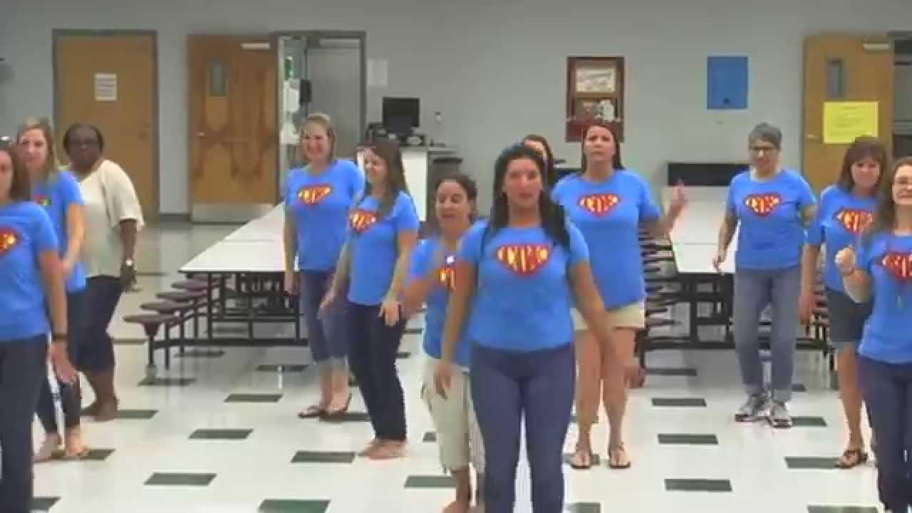 Canopy Oaks Elementary Line Dance Video & Canopy Oaks Elementary Line Dance Video - YouTube