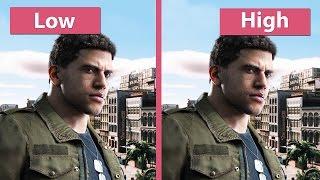 Mafia 3 – PC Low vs. High Graphics Comparison