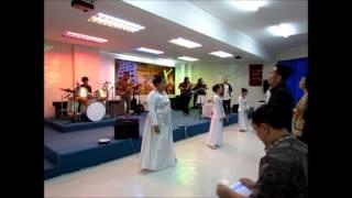 Kurasakan KasihMu Tuhan by Pinny - SIB Cheras