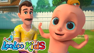 My Two Little Hands - LooLooKids Educational Songs for Children