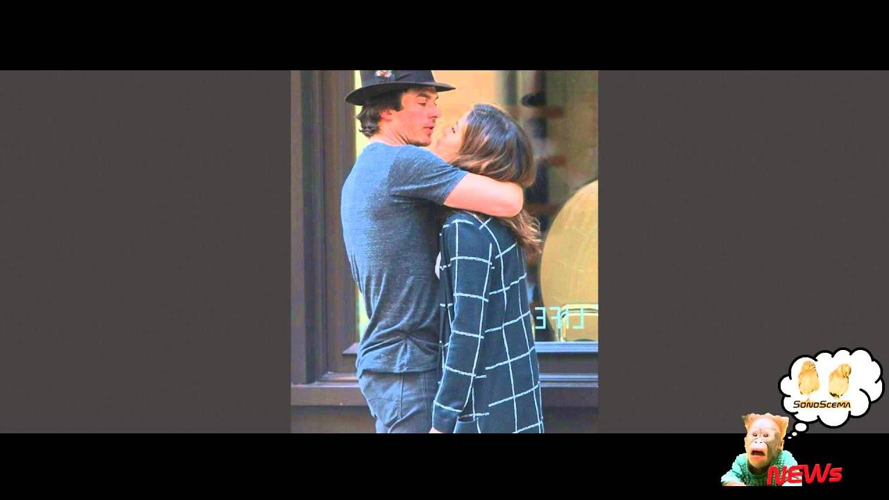 Nina Dobrev et Ian Somerhalder Dating Perez Hilton
