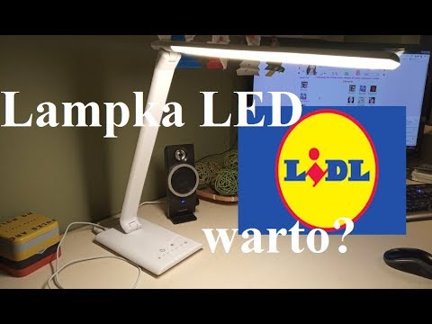 Lampka Led Z Lidl A Czy Warto Recenzja Test Biurkowa Na