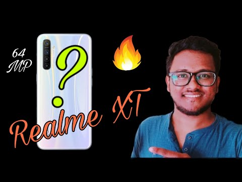 Realme Xt Specification Details | Rkd Tech W🌎rld | First 64 Mp Phone