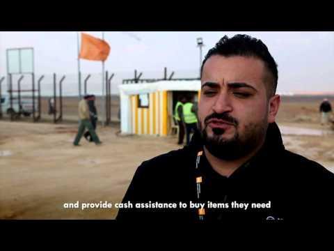 Winter assistance in Jordan