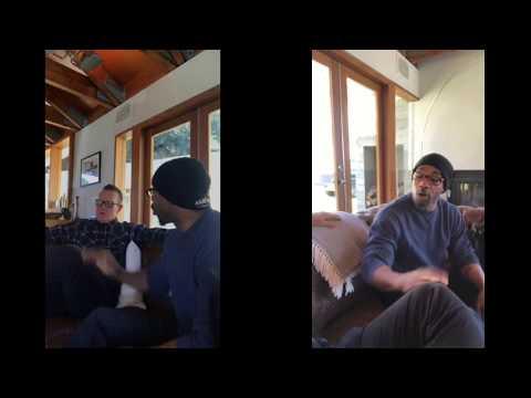 Robert Patrick & Michael Beach Instagram Live 3/4/18