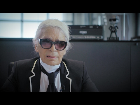 Karl Lagerfeld on the designers he admires | CNBC International