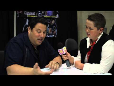 Greg Grunberg Interview: Heroes Reborn and Star Wars VII The Force Awakens