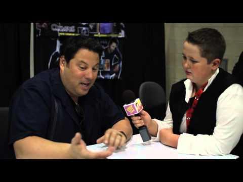 Greg Grunberg : Heroes Reborn and Star Wars VII The Force Awakens