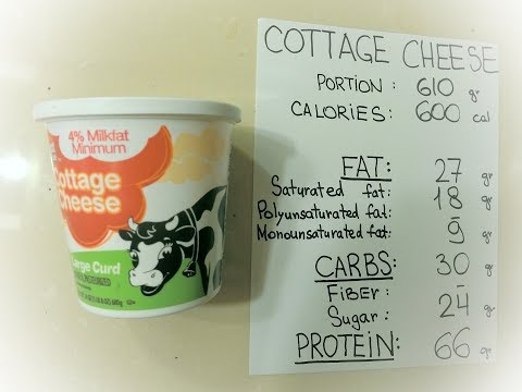 #25 Cottage cheese: 600 calorie keto blood sugar tests