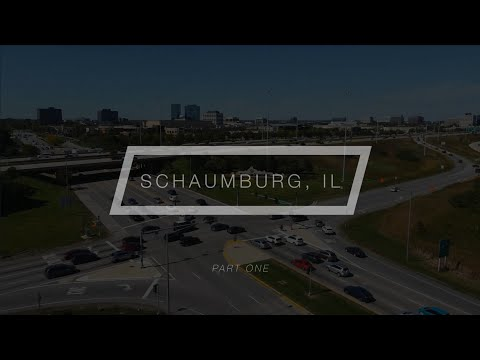 Schaumburg From Above