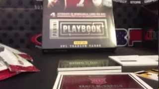 2013 Panini Playbook box break : Best Box Ever