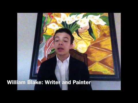 William Blake Interview