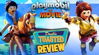 PLAYMOBIL MOVIE REVIEW - Double Toasted Reviews
