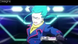 「Beyblade Burst God AMV」- 7 Years - Shu vs.  Kuza