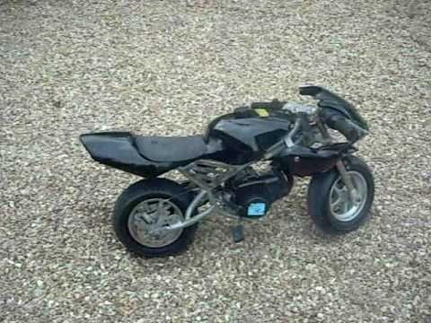 Pocket Bike-cagllari-49cc