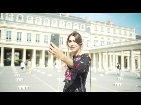 Augmented Reality for Retail | Kate Spade New York: Paris Store Launch