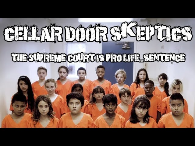 #269: Supreme Court Rules Kids Can Get Life In Prison