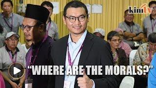 Saiful: Anwar should be ashamed
