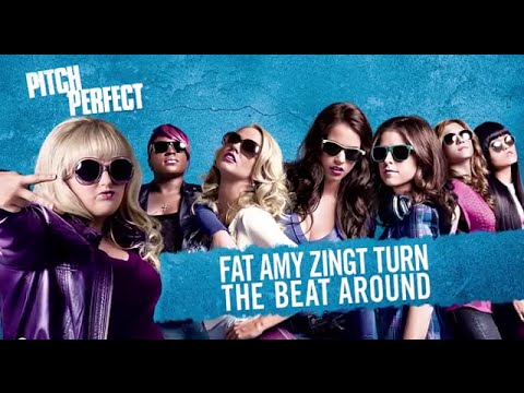 PITCH PERFECT - Fat Amy zingt Turn the Beat Around