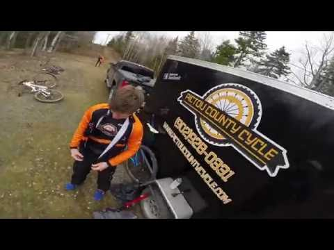 Pictou County Cycle Short Track Race Series