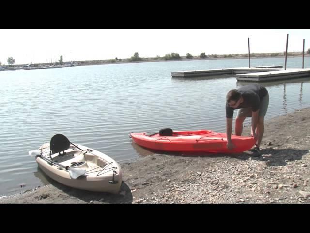 Lifetime Kayaks   Sit On Top vs Sit Inside