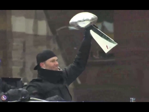 New England Patriots Victory Parade for Super Bowl 51 | ABC News