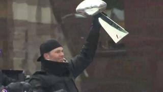 New England Patriots Victory Parade for Super Bowl 51 | ABC News