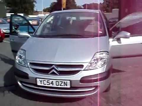 wirral small cars 2004 citroen c8 2 0 lx youtube. Black Bedroom Furniture Sets. Home Design Ideas